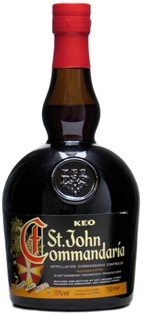 Keo St. John Commandaria 750ml
